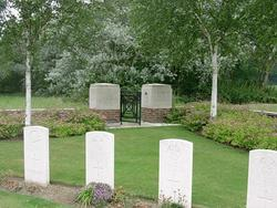 Hedge Row Trench Cemetery
