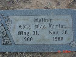 Edna Mae Burton