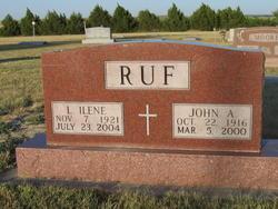 John A Ruf
