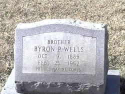 Byron P. Wells
