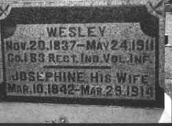 Wesley Canfield