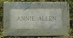 Ann Mitchell <i>Grigsby</i> Allen