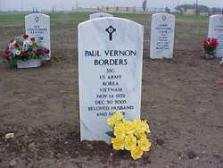 Sgt Paul V. Borders