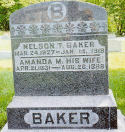 Amanda M <i>Richardson</i> Baker