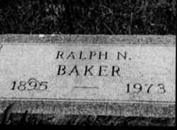 Ralph N Baker