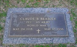 Claude B. Beasley