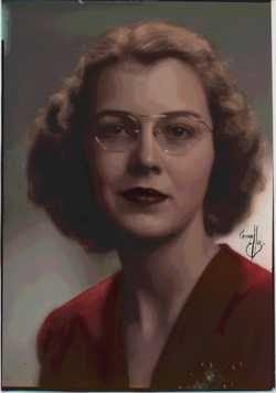 Betty Elaine <i>Leahy</i> Randolph