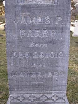 James P. Barry