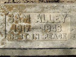 Sam Alley