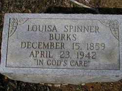 Louise <i>Spinner</i> Burks