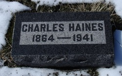 Charles A. Haines