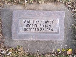 Walter Lee Eavey