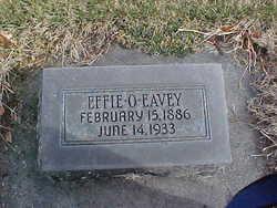 Effie O. <i>Mayfield</i> Eavey