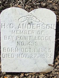 H. G. Anderson