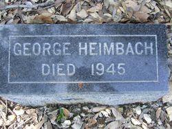George Heimbach