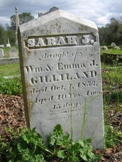 Sarah J. Gilliland