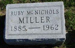 Ruby <i>Miller</i> McNichols