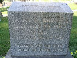 Ruth A. Bowers