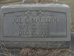 Joe Clayton Mauldin
