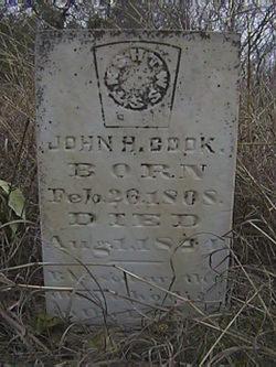 John H Cook