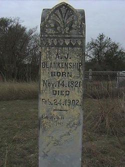Joseph Andrew Jackson Jack Blankenship
