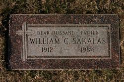 William G. Sakalas