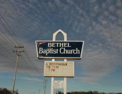 Bethel Baptist Cemetery