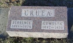 Florence <i>Kauffman</i> Cruea
