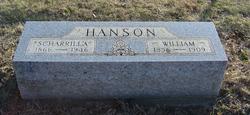 Scharrilla Hanson