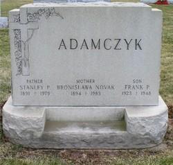 Frank P Adamczyk
