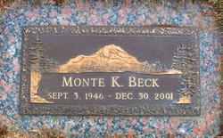Monte K. Beck
