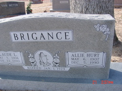 Allie <i>Hurt</i> Brigance