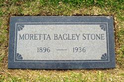 Moretta Virus <i>Bagley</i> Stone