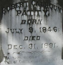 Robert Calhoun Patty