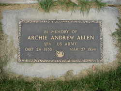 Archie Andrew Allen