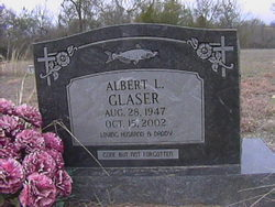 Albert Lewis Glaser, Jr