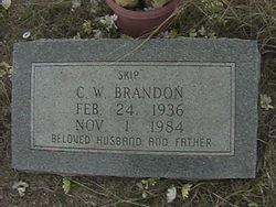 C W <i>SKIP</i> Brandon
