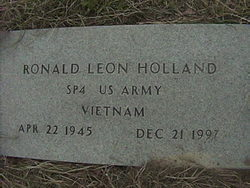 Ronald Leon Holland