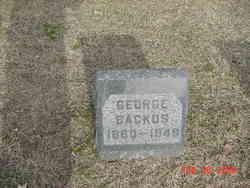 George Backus