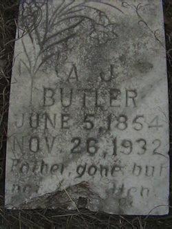 A J Butler