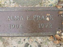 Alma E. Frank