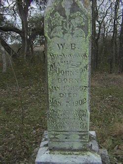 William Benjamin Johnson