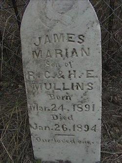 James Marian Mullins