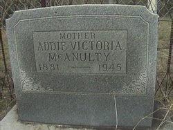 Addie Victoria McAnulty
