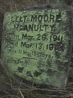Lely <i>Moore</i> McAnulty