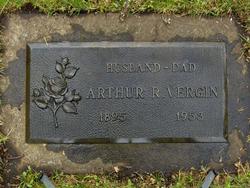 Arthur R Vergin