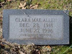 Clara Mae <i>Parker</i> Allen