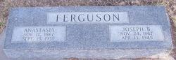 Anastasia A <i>McNamara</i> Ferguson