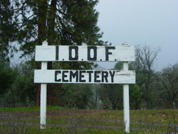 Gold Hill IOOF Cemetery