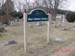 West Oshtemo Cemetery